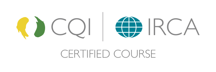 CQI - IRCA Certified Course Logo